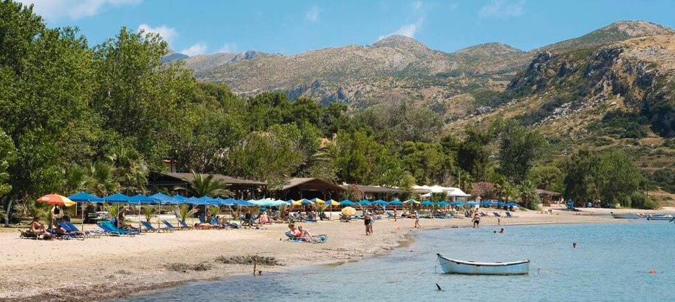 Katelios Beach at Kefalonia